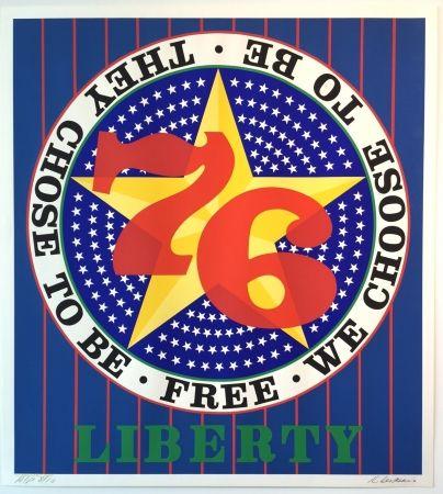Serigrafía Indiana - Liberty '76