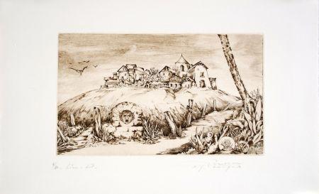 Grabado Pierron - Lieu-dit