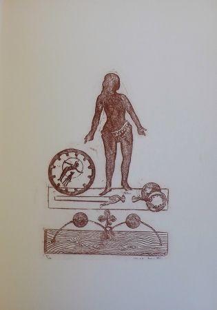 Libro Ilustrado Ernst - Lieux Communs