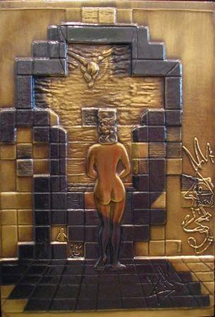 Relieve Dali - Lincoln In Dali Vision