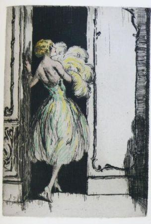 Libro Ilustrado Icart - L'ingénue libertine
