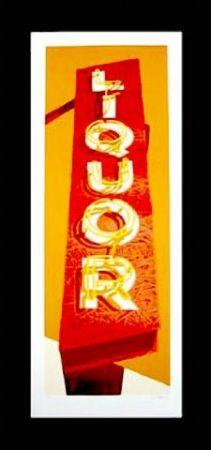 Serigrafía Lefner - Liquor