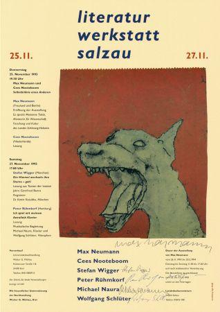 Cartel Neumann - Literatur Werkstatt Salzau
