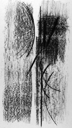 Litografía Hartung - Litho 84