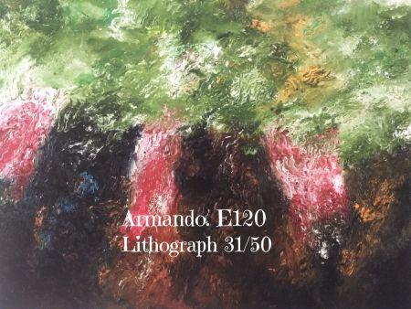 Litografía Armando - Lithograph