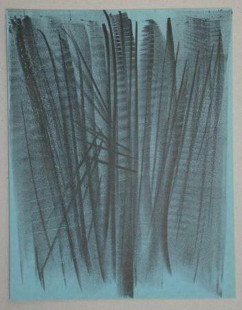 Litografía Hartung - Lithograph pour XXe Siècle, 1964