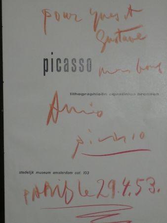 Libro Ilustrado Picasso - Lithographieën, aquatintes bronzen