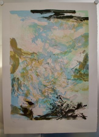 Litografía Zao - Lithographie AGERUP 269