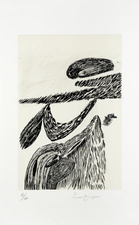 Litografía Bourgeois - Lithographie II