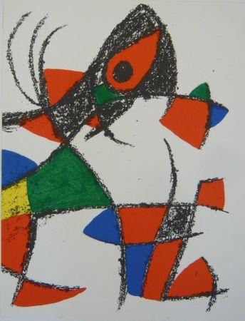 Fotografía Miró - Lithographie II Miro lithographe II