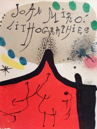 Libro Ilustrado Miró - Lithographies