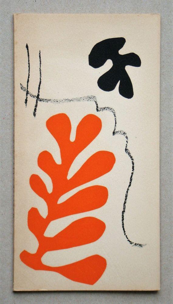 Libro Ilustrado Matisse - Lithographies Rares