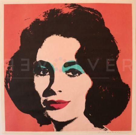 Serigrafía Warhol - Liz (Fs Ii.7)