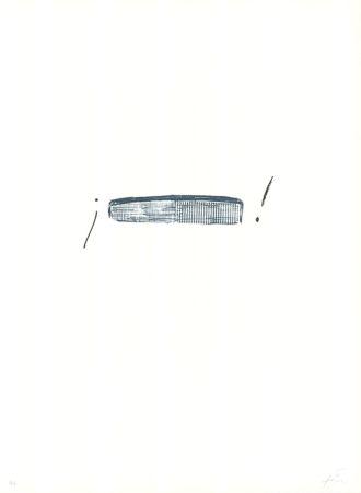 Litografía Tàpies - Llambrec-4
