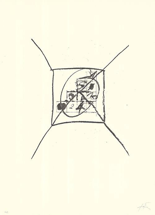 Litografía Tàpies - Llambrec-9