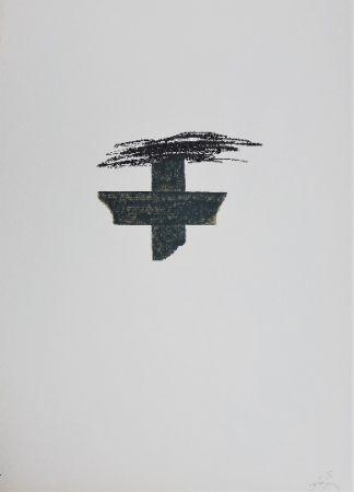 Litografía Tàpies - LLambrec 1