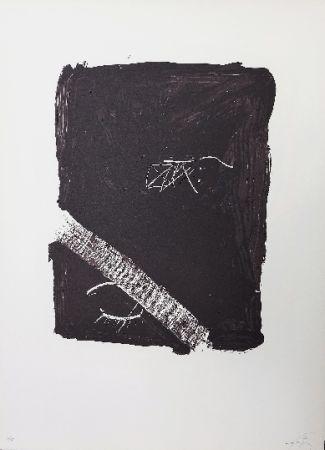 Litografía Tàpies - LLambrec 5