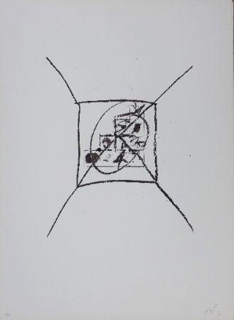 Litografía Tàpies - LLambrec 9