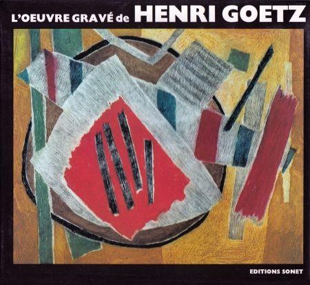 Libro Ilustrado Goetz - L´oeuvre gravé de Henri Goetz