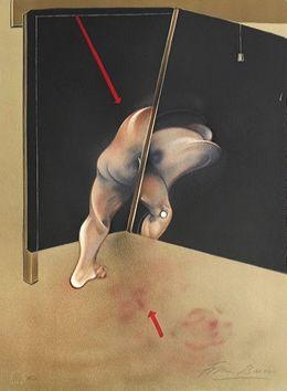 Litografía Bacon - Logique de la sensation