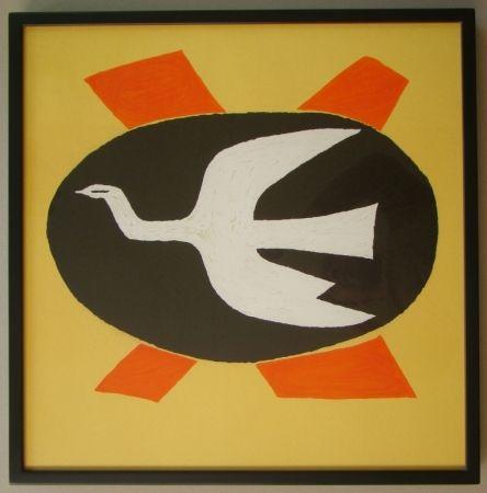 Litografía Braque - L'oiseau de feu