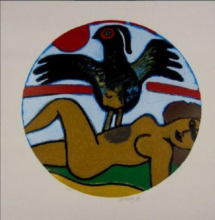 Litografía Corneille - L'oiseau Present