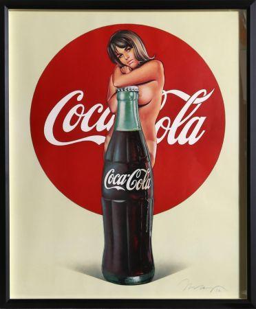 Litografía Ramos - Lola Cola