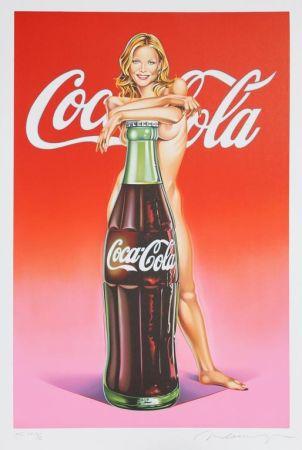 Litografía Ramos - Lola Cola #4 (Michelle Pfeiffer)