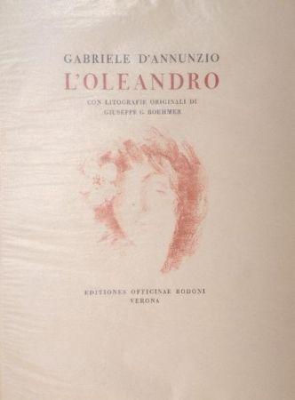 Libro Ilustrado Boehmer - L'oleandro