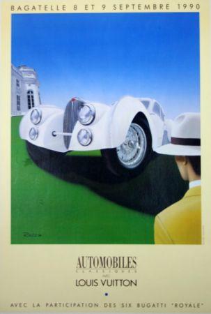Cartel Razzia - Louis Vuiton Classic L  Parc de Bagatelle