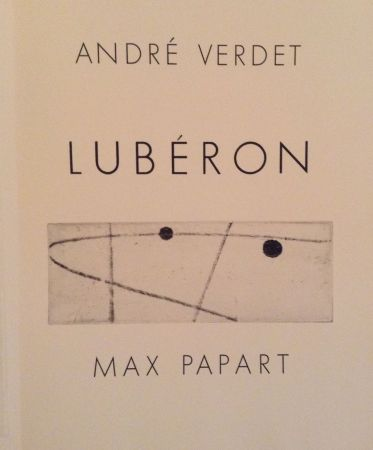 Libro Ilustrado Papart - Lubéron