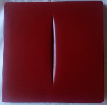 Múltiple Fontana - Lucio Fontana - Concetto spaziale