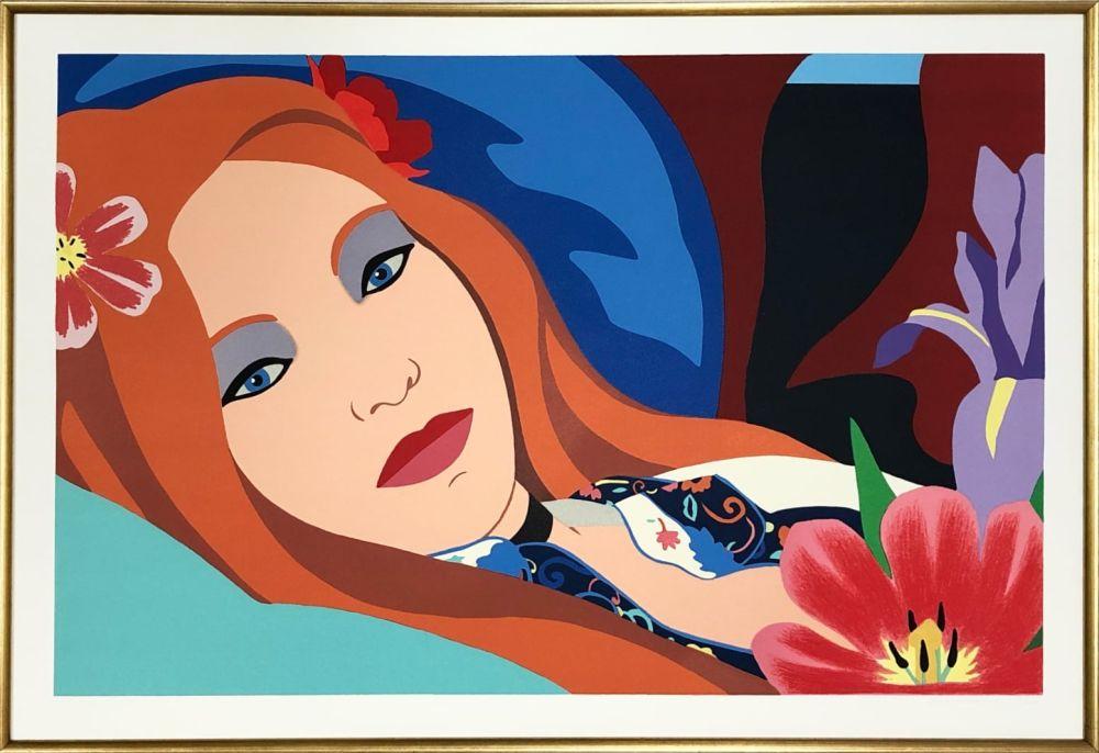 Litografía Wesselmann -  Lulu (from Metropolitan Fine Art)