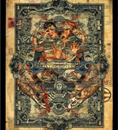 Serigrafía Handiedan - Luna Cogitationis No. 2