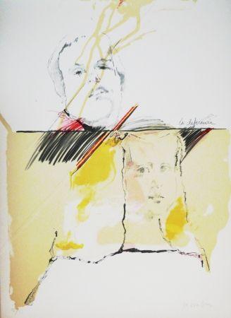 Litografía Bru - Ménine