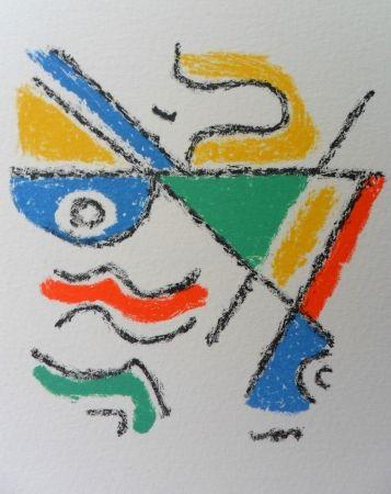 Litografía Bille - M 122