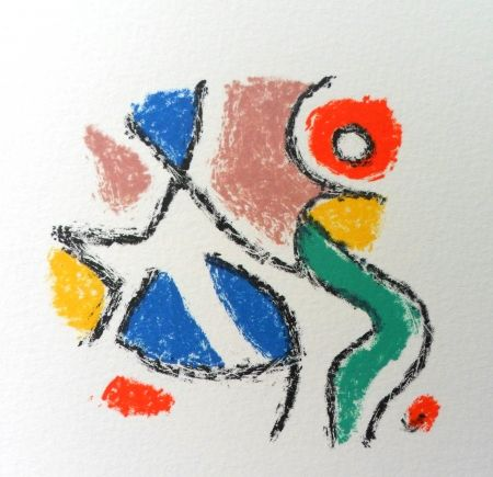 Litografía Bille - M 126