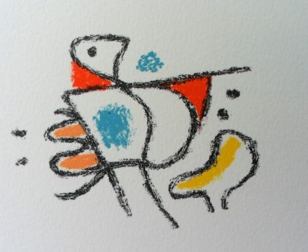 Litografía Bille - M 130