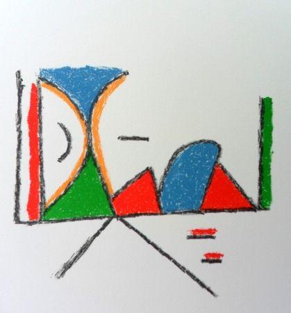 Litografía Bille - M 132