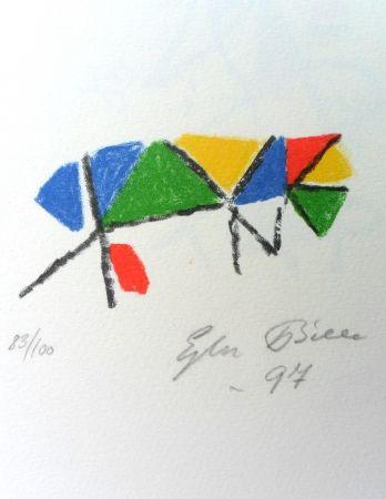 Litografía Bille - M 139