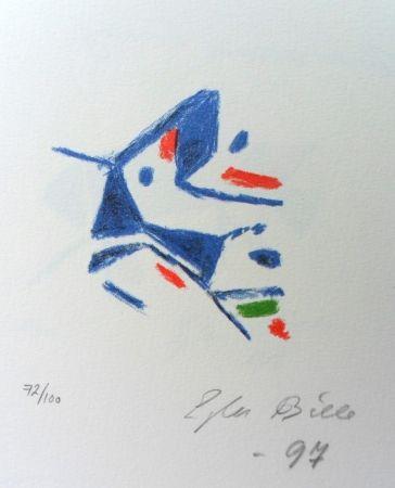 Litografía Bille - M 140