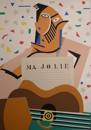 Grabado Equipo Cronica - Ma Jolie