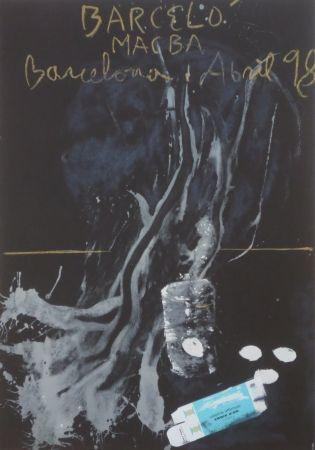 Litografía Barcelo - MacBa 98