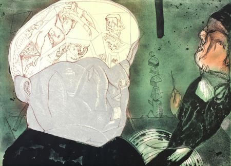 Litografía Cuevas - MACBETH