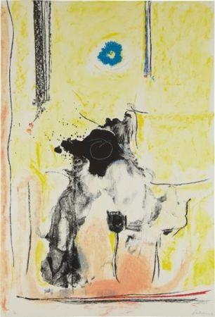 Litografía Frankenthaler - Madame de Pompadour