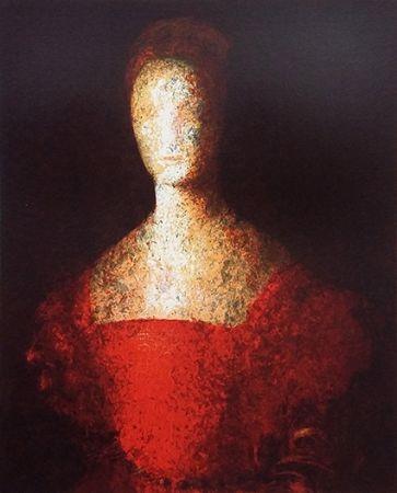 Serigrafía Lawlor - Madame P