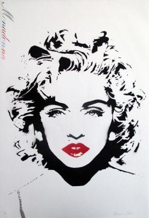 Serigrafía Bambi - Madonna