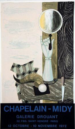 Litografía Chapelain-Midy - Magie Blanche Galerie Drouant