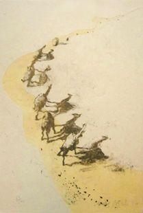 Litografía Barcelo - Mali