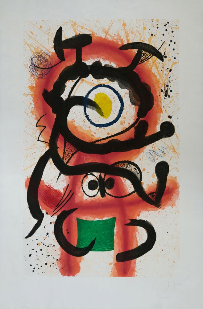Carborundo Miró - Mambo (D. 1002)